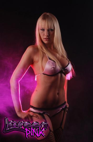 Spermasüchtiges Miststück, Laureen Pink