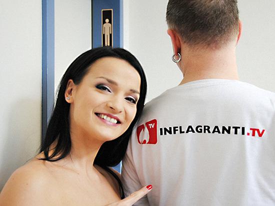 Im Online Porno TV bei Inflagranti ist Maria Mia oft zu sehen.